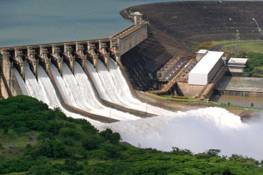 AES - Energia renovável - emergia hidrelétrica