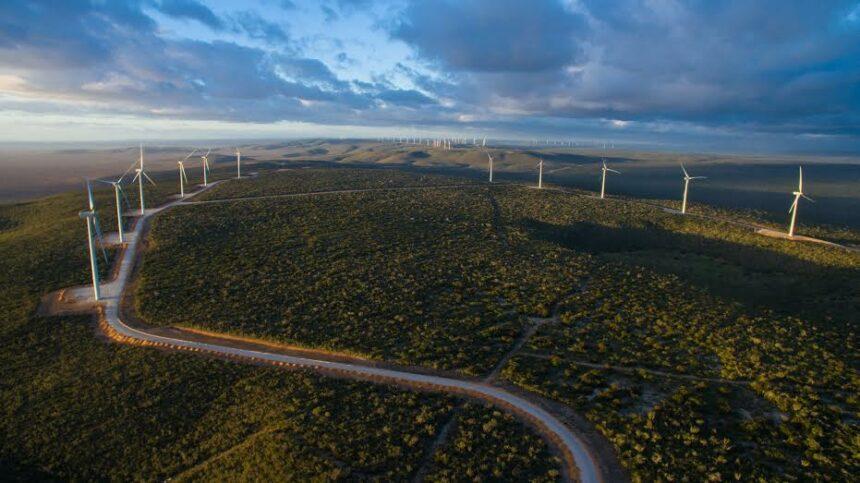 parque eólico - energia eólica - investimento