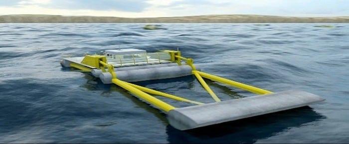 Como a energia das ondas e marés gera eletricidade