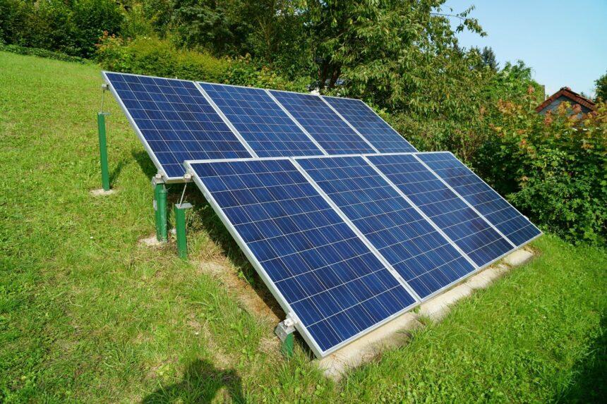 KIT de Energia Solar Fotovoltaica