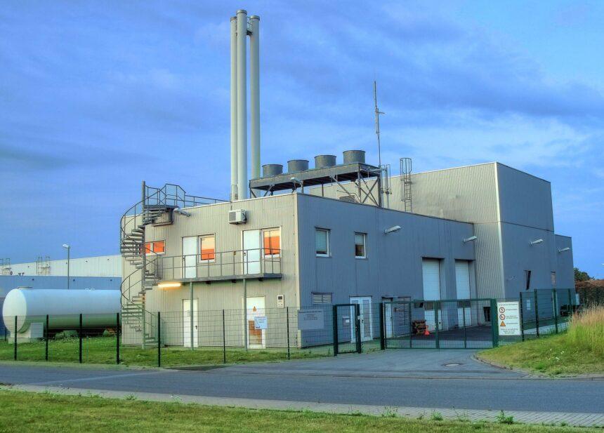 processo de transformação de Biomassa para Energia Elétrica