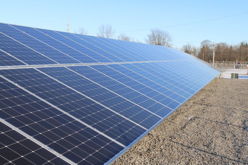 Certificado do Painel Solar