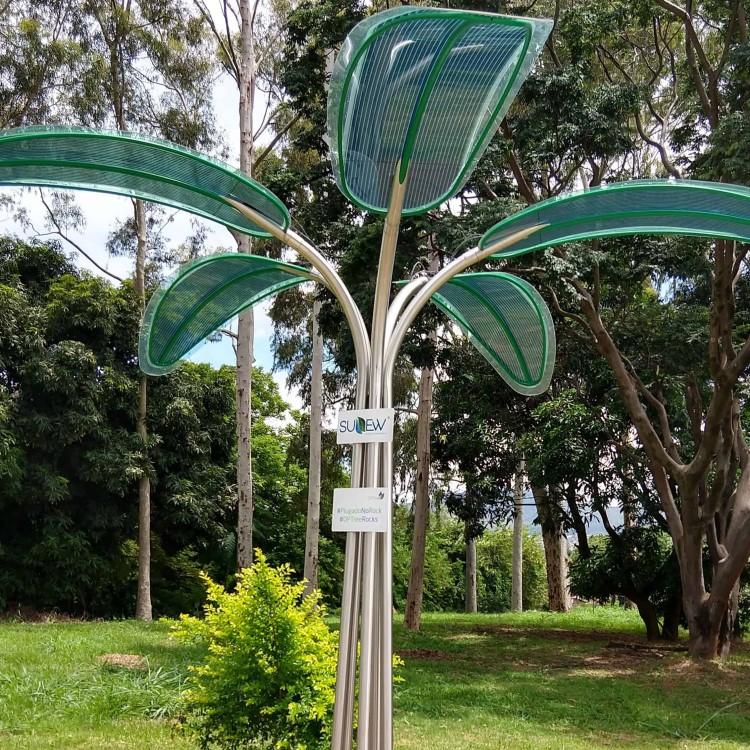 Os filmes fotovoltaicos orgânicos (OPV) invadiram o mercado de energia renovável, para competir com os painéis fotovoltaicos da energia solar