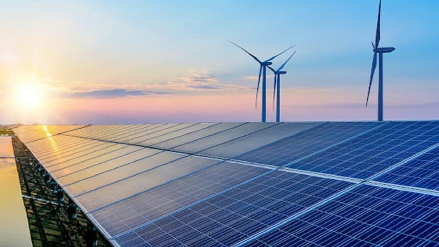 energia renovável - Minas Gerais - construção