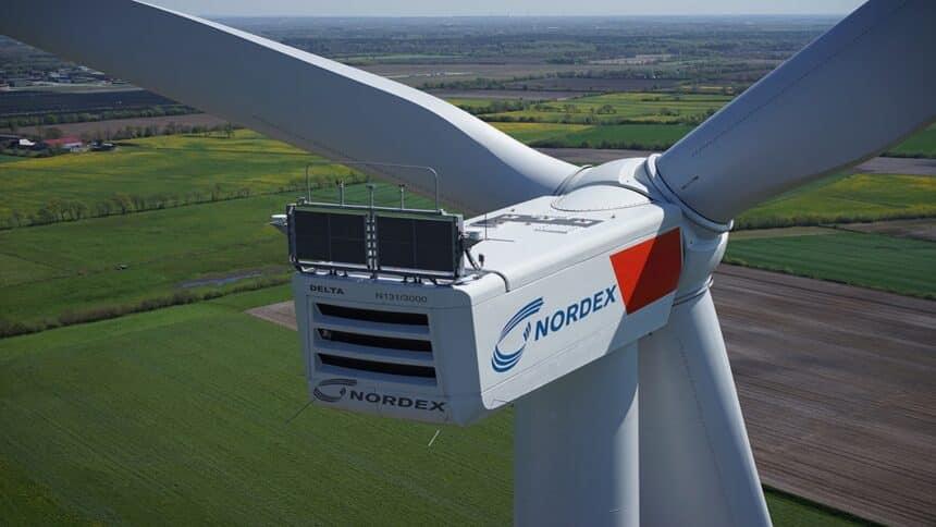 Energia renovável - Ceará - Nordex - Aeris Energy - pás eólicas