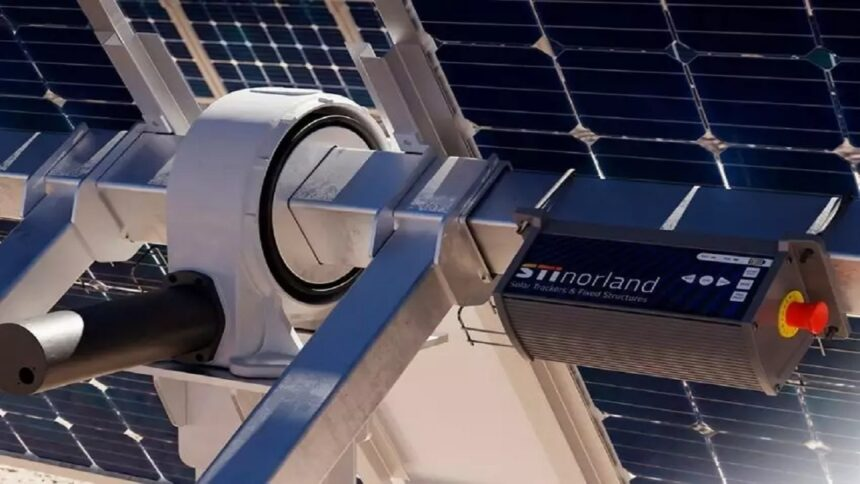 STI Norland - rastreadores solares - usinas solares - energia solar