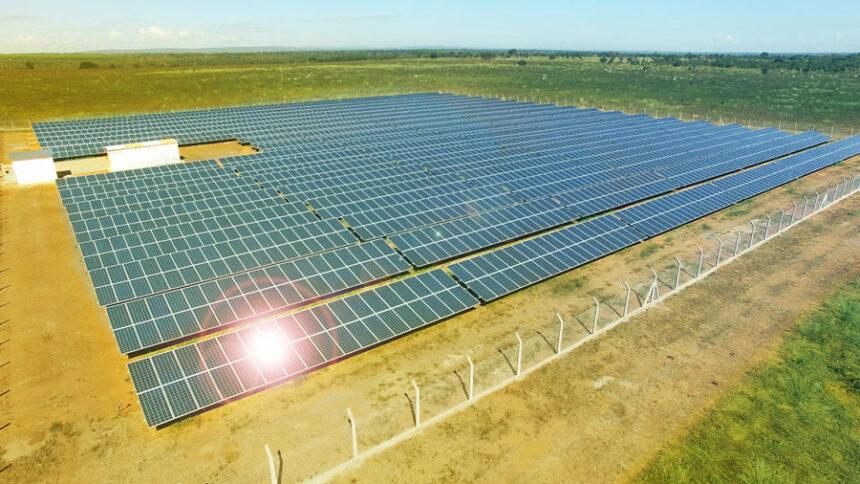 Usina – energia solar – Mato Grosso do Sul