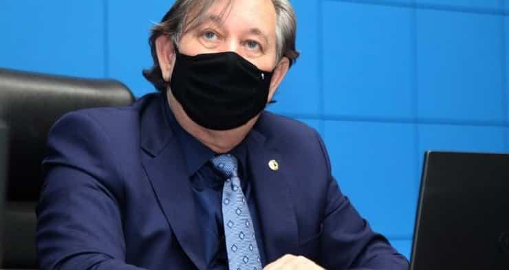 Deputado estadual Antonio Vaz (Republicanos). Fonte: Luciana Nassar