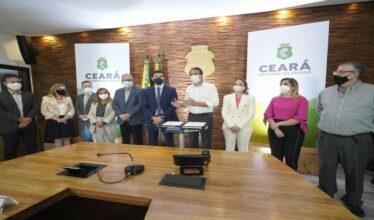 Além da Neoenergia, o Governo do Ceará assinou outros contratos, que visam fazer do Estado, uma referência em hidrogênio verde e Energia Renovável