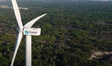 O Complexo Eólico Assuruá 5 será desenvolvido pela Omega, maior companhia de energia renovável do Brasil, com previsão para iniciar em 2023