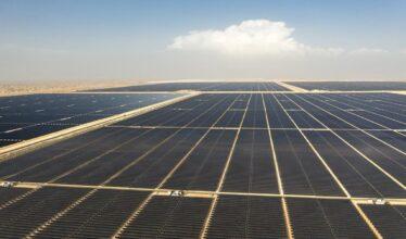 EDP Renováveis - painéis solares - complexo solar - energia solar
