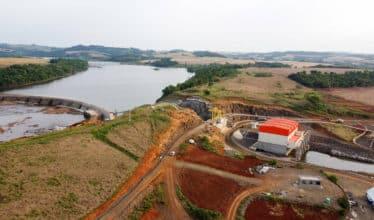 Consagrando-se cada vez mais no ramo de energia renovável, Copel acaba de inaugurar mais uma fonte de energia hidrelétrica na Região Sul
